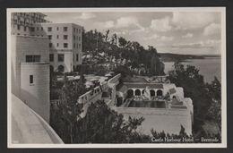 BM15) - Castle Harbour Hotel - Bermuda - Real Photo Postcard - Bermudes