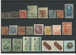 Lot Stamps Value To Identify - Vrac (max 999 Timbres)
