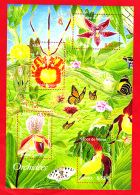 F. 2005 BF 81 / 3763/3764/3765/3766/, Neuf**  Nature De France / Orchidées - Ongebruikt