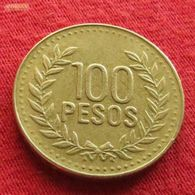 Colombia 100 Pesos 2006 KM# 285.2 Colombie - Colombia