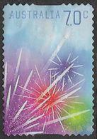 Australia 2014 Wishing Stamp 70c Type 1 Self Adhesive Good/fine Used [34/29099/ND] - 2010-... Elizabeth II