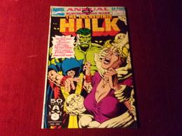 THE INCREDIBLE HULK   No 17 1991 - Marvel