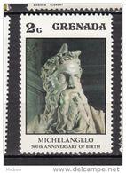 Grenada, Moïse, Religion, Sculpture De Michel-Ange, Marbre, Marber, Statue, Art, - Sculpture