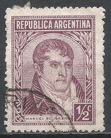 Argentina 1935. Scott #418 (U) General, Manuel Belgrano * - Argentinië
