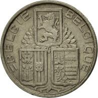 Monnaie, Belgique, 5 Francs, 5 Frank, 1939, TTB, Nickel, KM:117.1 - 1934-1945: Leopold III