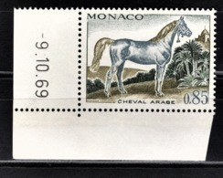 MONACO 1969 -  N° 837 - NEUF** - Mónaco
