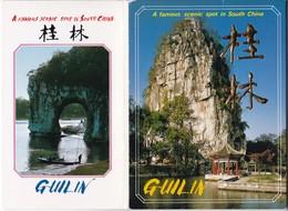 China Gulin Karten Box - China