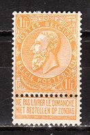 65*  Fine Barbe - Bonne Valeur - MH* - LOOK!!!! - 1893-1900 Thin Beard