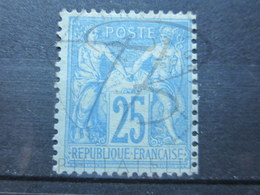 VEND BEAU TIMBRE DE FRANCE N° 68 !!! - 1876-1878 Sage (Type I)