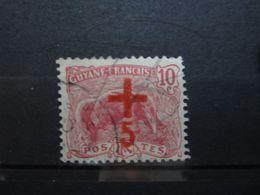 VEND BEAU TIMBRE DE GUYANE N° 73 !!! - Guayana Francesa (1886-1949)