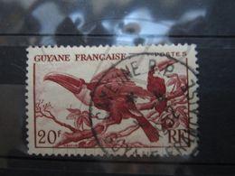 "VEND BEAU TIMBRE DE GUYANE N° 215 , CACHET "" CAYENNE R.P. "" !!! - Guayana Francesa (1886-1949)"