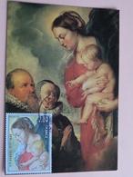 P. P. RUBENS 1577 - 1640 / Ed. Musée Nationaux : Stamp 5 Nov 1977 Tours ( Zie Foto ) ! - Cartes-Maximum