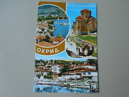 MACEDOINE OHRID - Macedonië