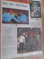 CLI718 :  HERGE SORTIE ALBUM TINTIN ET LA TOISON D'OR FILM - Tintin