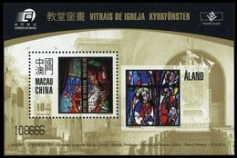 2010, Macau, Block 187, ** - 1999-... Sonderverwaltungszone Der China