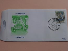 KINDEREN * ENFANTS : 3-11-1984 / F.D.C. P 737 ( Zie/voir Foto's Voor/pour Détails ) ! - FDC