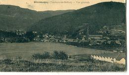 90 - Giromagny : Vue Générale - Giromagny
