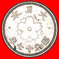 # WARTIME (1939-1945): JAPAN ★ 10 SEN 17 YEAR SHOWA (1942)!  LOW START ★ NO RESERVE! Showa (1926-1989) - Japon