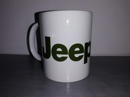 TASSE Ceramique MUG COFFEE WW2 4x4 JEEP WILLYS MILITARIA   Logo Moderne - Vehicles