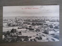 Tarjeta Postal - Uruguay Uruguaya Montevideo - Vista General - 301 Editor : A. Carluccio Montevideo - Uruguay