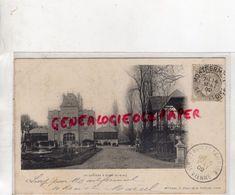 93- LIVRY GARGAN- UN CHATEAU  - CARTE PRECURSEUR 1902 - Livry Gargan