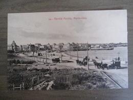Tarjeta Postal - Uruguay Uruguaya Montevideo - Rambla Pcitos - 348 Editor : A. Carluccio Montevideo - Uruguay