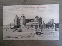 Tarjeta Postal - Uruguay Uruguaya Montevideo - Parque Hotel Y Casino Parque Urbano - 320 Editor A. Carluccio Montevideo - Uruguay