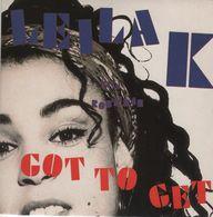 Disque 45 Tours LEILAK - 1990 - Vinyles