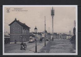 REPRODUCTION BORGERHOUT ANTWERPEN STATIE TRAM - Antwerpen