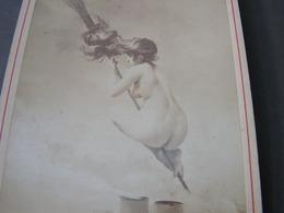 Foto Le Meme Sujet Paris Ca. 1900 - Antiche (ante 1900)