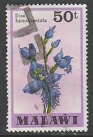 Malawi 1979 Orchids - Malawi (1964-...)
