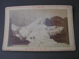 Foto Le Meme Sujet Paris Ca. 1900 - Alte (vor 1900)
