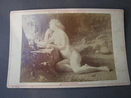 Foto Le Meme Sujet Paris Ca. 1900   Madeleine - Alte (vor 1900)