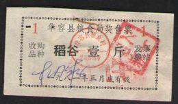 КИТАЙ  COUPON PRODUCTS-104 - Chine