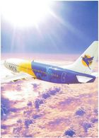 MYANMAR AIRLINES - Boeing 737-300  (Airline Issue) ### XXL-size #### - 1946-....: Moderne