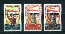 Irak  Nº Yvert  392/4  En Nuevo - Irak