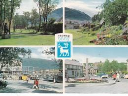 Postcard Norway Norge Tromso PU 1968 My Ref  B22785 - Norwegen