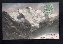 Suisse / Série Pfaff / Die Jungfrau - Schweiz