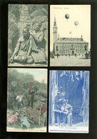 Beau Lot De 60 Cartes Postales Du Monde        Mooi Lot Van 60 Postkaarten Van De Wereld - 60 Scans - Postcards