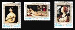 OmanVariéNus Féminins - Peinture - Titien - Raphael - Rembrandt - DavidY&TVignette / Cinderella - Oman