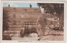 Eure :  MONTREUIL  L '  ARGILLE :  La  Cascade  Au   Moulin - Autres Communes
