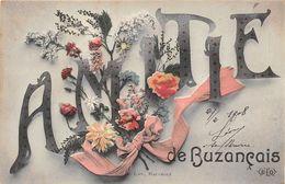 36-BUZANCAIS- AMITIE - France