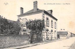 36-CHAILLAC- LA MAIRIE - France