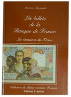Muszinski Les Billets De La Banque De France Les émissions Du Trésor 1988 - Libri & Software