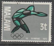 Malawi 1972 Olympic Games - Munich, Germany - Malawi (1964-...)