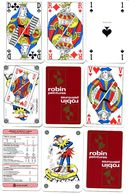 LUXEMBOURG - 54 CARTES DE JEUX - Robin Peintures- LUXEMBOURG - Other