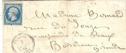 1862- Lettre De THOMERY ( Seine Et Oise )  Signée Rosa Bonheur - Autographes
