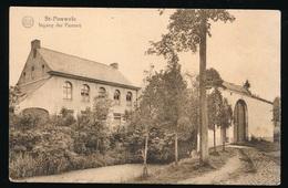 SINT PAUWELS - INGANG DER PASTORIJ - Sint-Gillis-Waas