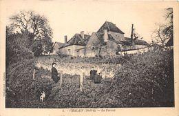 36-CHALAIS- LA FERME - France