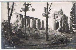 BELGIQUE CARTE PHOTO LANGEMARK - Langemark-Poelkapelle
